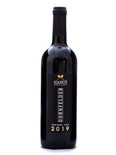 Dornfelder | Rodinné vinařství Hanuš | Kutná Hora